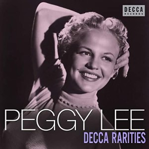 Peggy Lee Decca Rarities