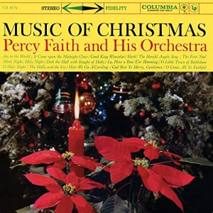 Percy Faith Music of Christmas Reissue