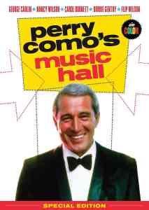 Perry Comos Music Hall DVD