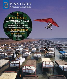 Pink Floyd Momentary Lapse Remixed CD BD
