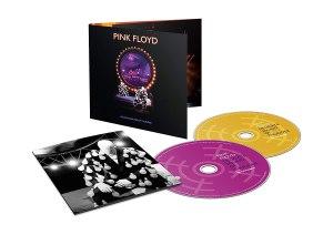 PinkFloyd DelicateSoundofTunkder2020 CD pks