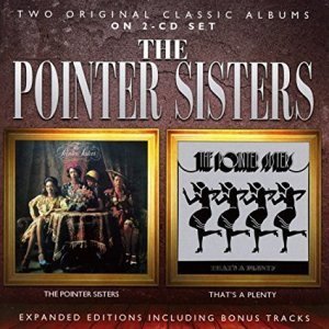 Pointer Sisters Two Fer