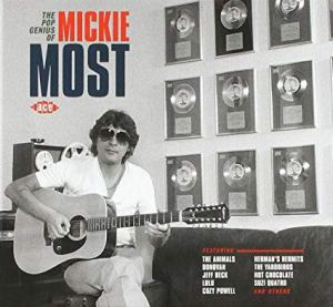 Pop Genius of Mickie Most