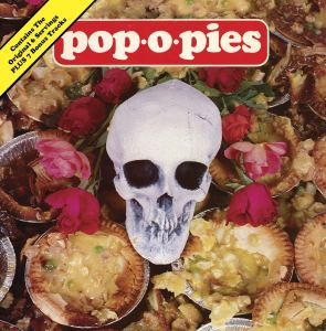Pop o Pies The White EP