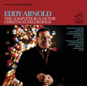 RGM 0531 Eddy Arnold Christmas Cover
