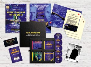 Rick Wakeman Return to the Centre of the Earth Deluxe Box
