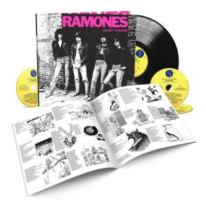 Rocket To Russia: 40th Anniversary Editions