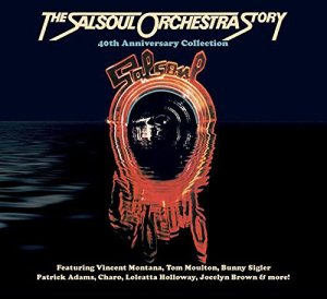"Heat It Up: Groove Line Tells ""The Salsoul Orchestra Story: 40th Anniversary Collection"""