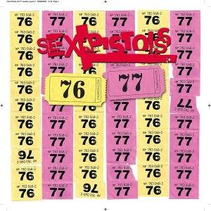 Sex Pistols 76 77