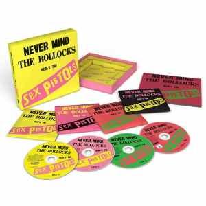 Sex Pistols Bollocks 40