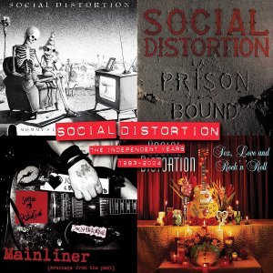 Social Distortion The Independent Years