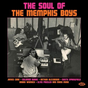 Soul of the Memphis Boys