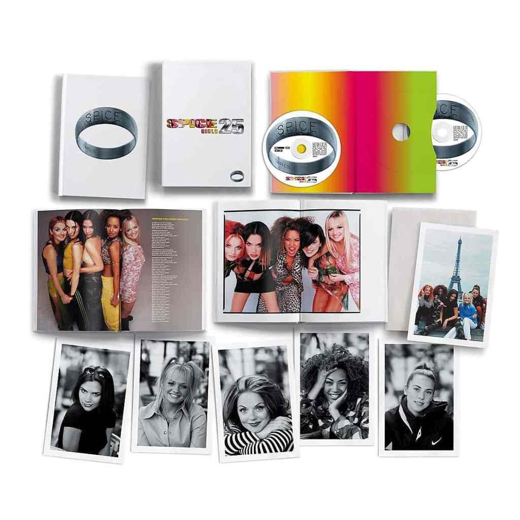 Spice Girls Spice 25 Packshot