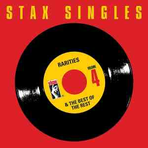 Stax Singles 4 cover