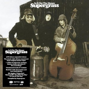 Supergrass In It for the Money Deluxe