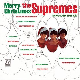 Supremes Merry Christmas Expanded