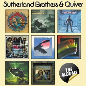 Sutherland Brothers and Quiver The Albums