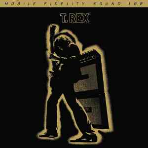 T Rex Electric Warrior Mobile Fidelity