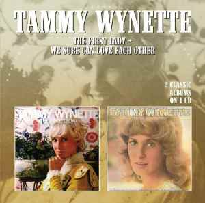 Tammy Wynette First Lady Two Fer