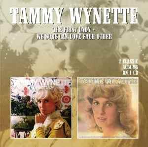 Tammy Wynette First Lady Two Fer