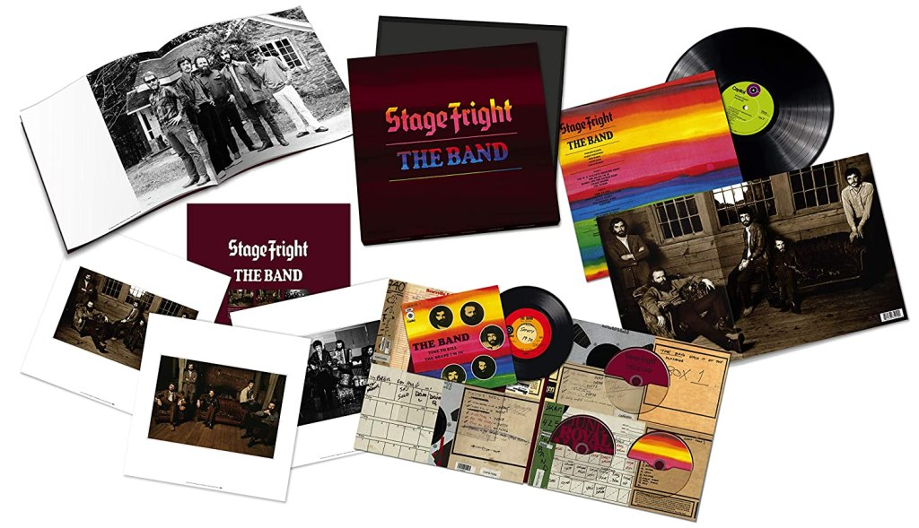 The Band Stage Fright Box Set