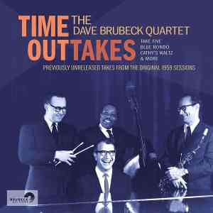 The Dave Brubeck Quartet Time Outtakes