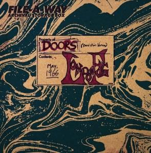 The Doors London Fog 1966