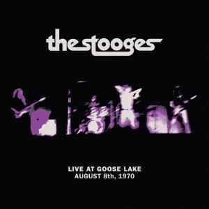 TheStooges LiveAtGooseLake LP pl