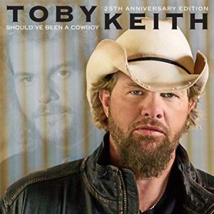 Toby Keith Shoulda Been a Cowboy
