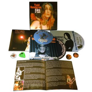 Todd Rundgren - Box O'Todd Contents