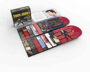 Tom Jones Complete Decca Studio Albums