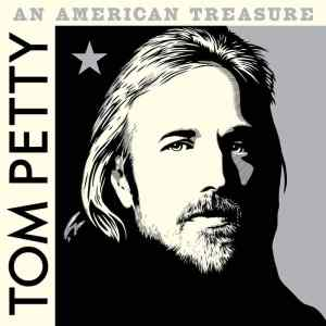 Tom Petty An American Treasure cover
