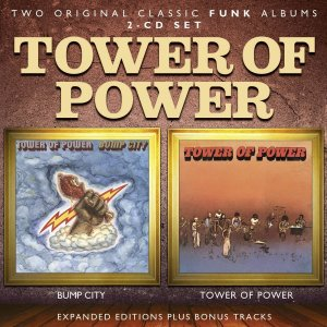 You Got to Funkifize: SoulMusic, Cherry Red Reissue Tower of Power, Graham Central Station, Starpoint