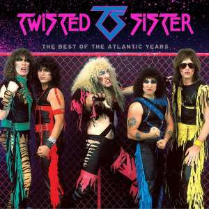 Twisted Sister Atlantic Years