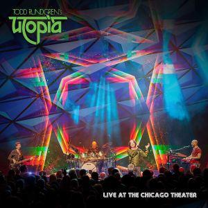 Utopia LiveAtTheChicagoTheater 2CDBDDVD plain