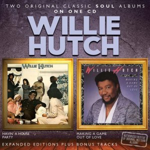Willie's Boogie: Cherry Red, SoulMusic Reissue Two From Motown's Willie Hutch