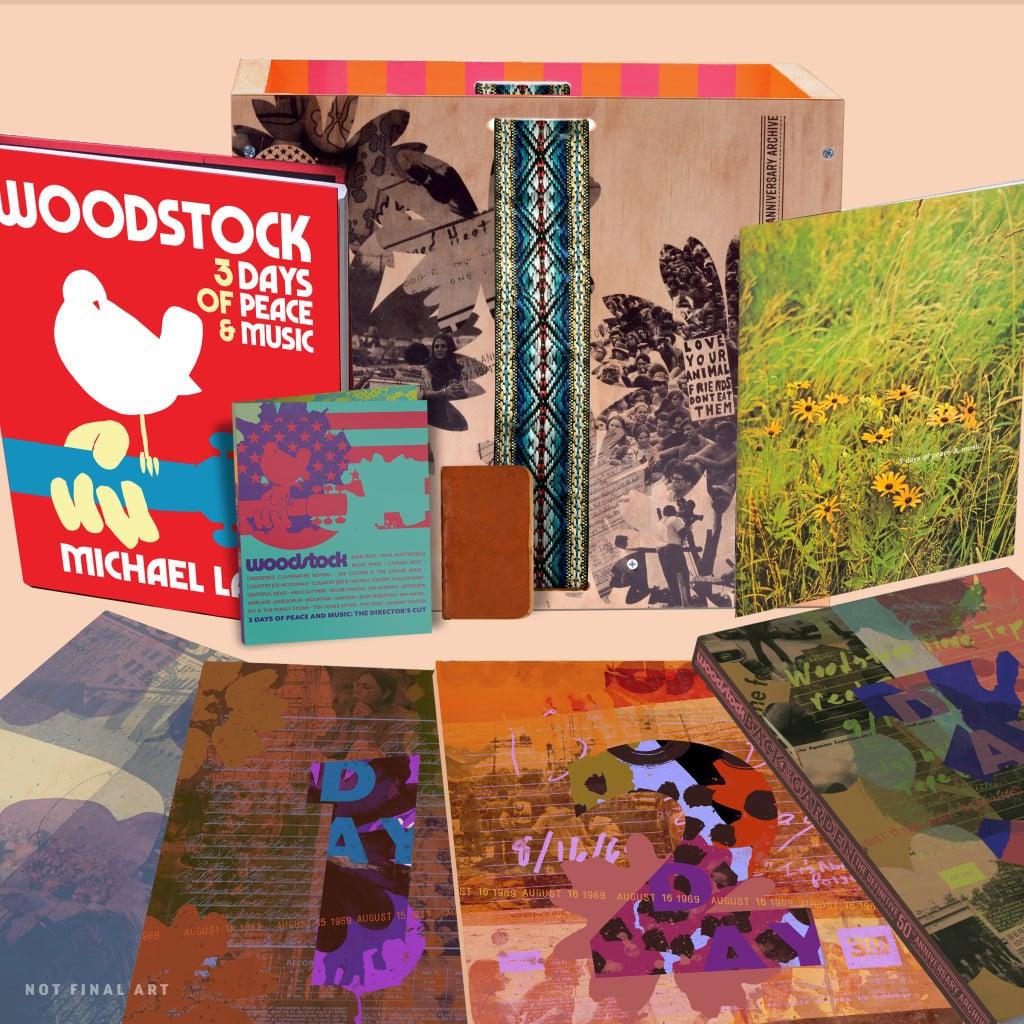 DEVELOPING: Rhino Celebrates Woodstock 50th with Massive