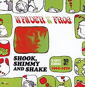 Out of the Frying Pan: RPM Collects Complete Recordings of Stax-Inspired Wynder K. Frog