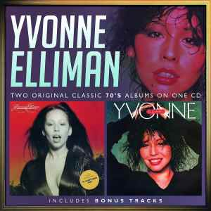 Yvonne Elliman - Night Flight and Yvonne