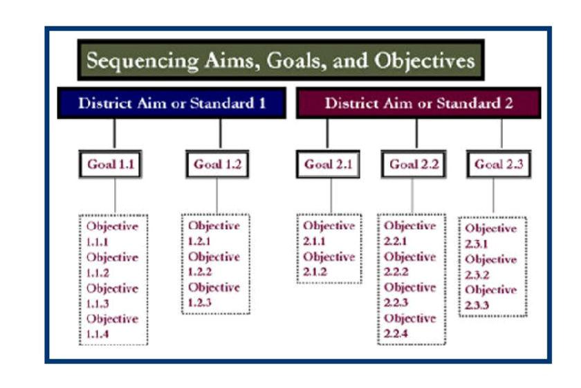 Writing Curriculum Aims Goals Objectives