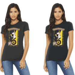 2019 Official Freakshow Women's Unidog T-Shirt