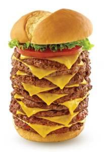 Not a Byron burger