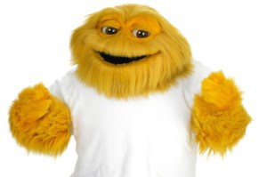 The Legal Aid Monster. Or Honey Monster. I forget which.