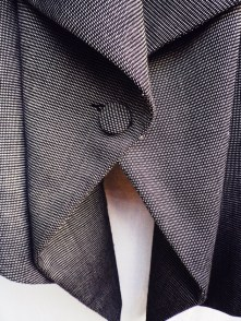 The Secret Costumier - Primark jacket details