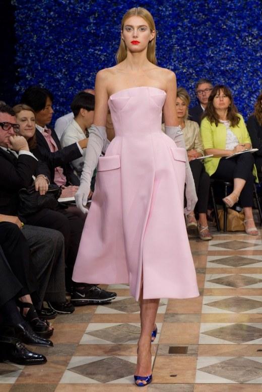 TheSecretCostumier - #usedtobeatablecloth -The construction - Dior dress