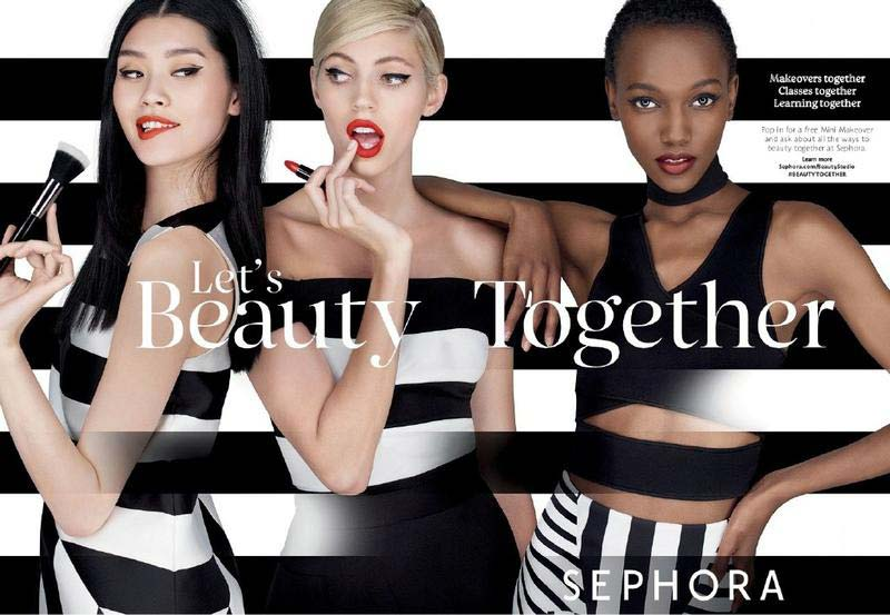Sephora Advertising