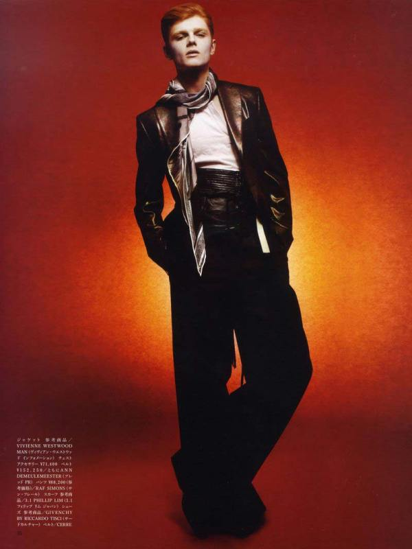 Vogue Hommes Japan Editorial