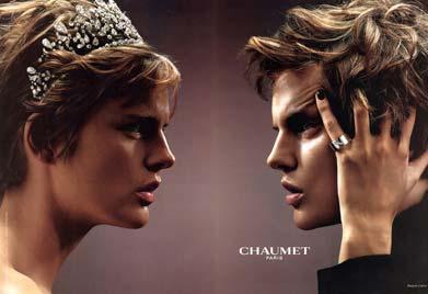 Chaumet Advertising