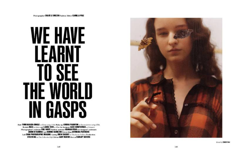10 Magazine Editorial
