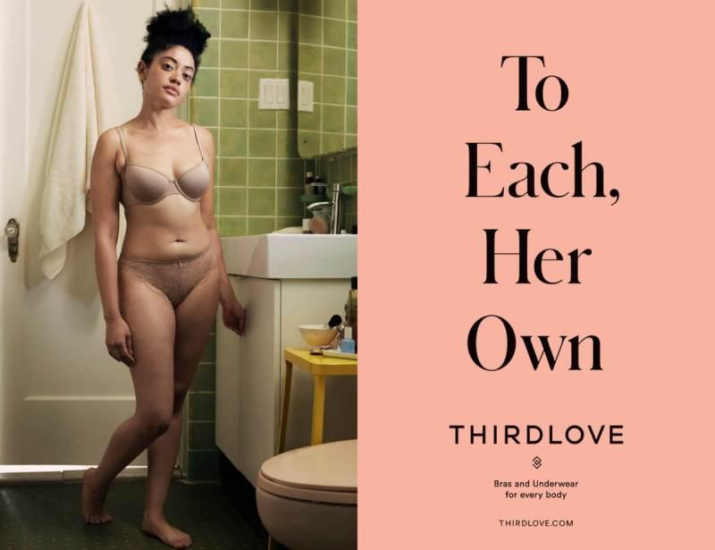 ThirdLove Advertising